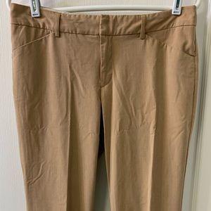 Mossimo camel dress pants